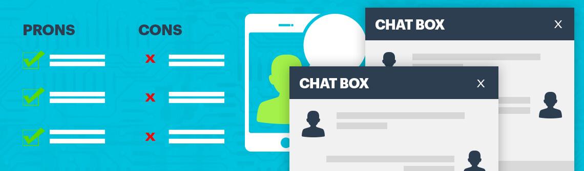 Live chat service plaform