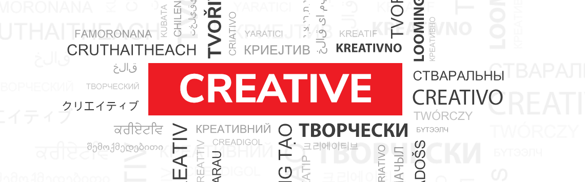 Creative Language translation Services in different language