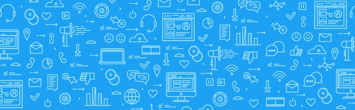 social media moderation icons