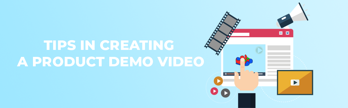 Ways to create a killer product demo video